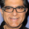 Deepak Chopra arrives to the Oceana 2009 Partners Award Gala on Nov. 20, in Los Angeles.