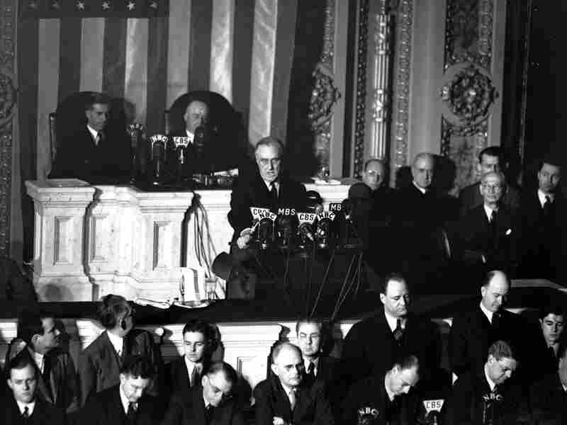an analysis of franklin d roosevelts inaugural address goals Franklin d roosevelt david m kennedy it was the worst of times when franklin delano roosevelt assumed the presidency in march 1933 following the ruinous stock.