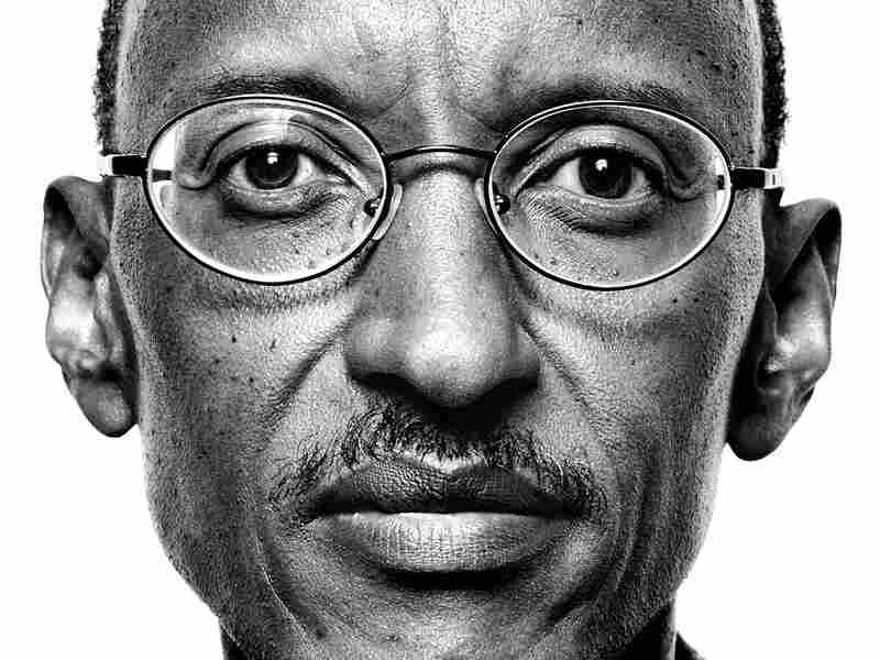 Paul Kagame, president of Rwanda, in office since Sept. 12, 2003