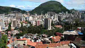 In Brazil's Slums, Police Try A Softer Touch