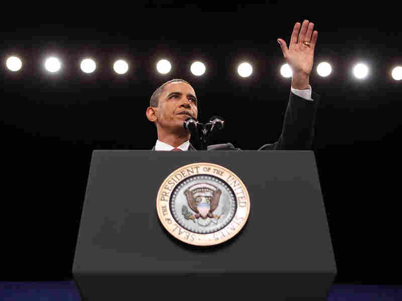 President Obama addresses the nation