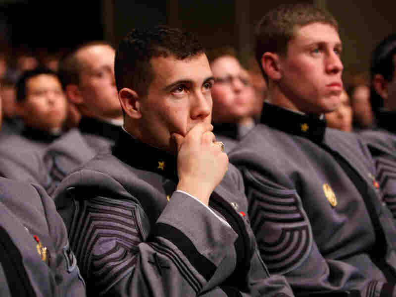 Cadets at West Point