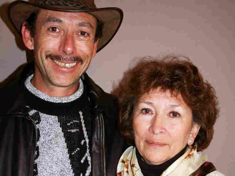 Victor and Lucille Mascarenas