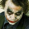 Heath Ledger plays The Joker