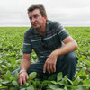 Brazilian farmer Darci Eichelt is replacing some of his cash crops with native plants