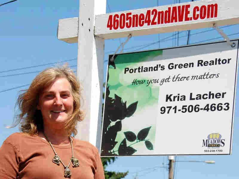 Portland realtor Kria Lacher