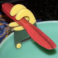 Spoon clip