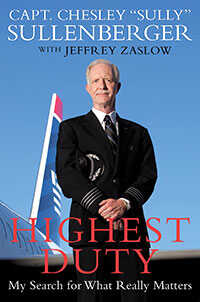 Captain Chesley 'Sully' Sullenberger