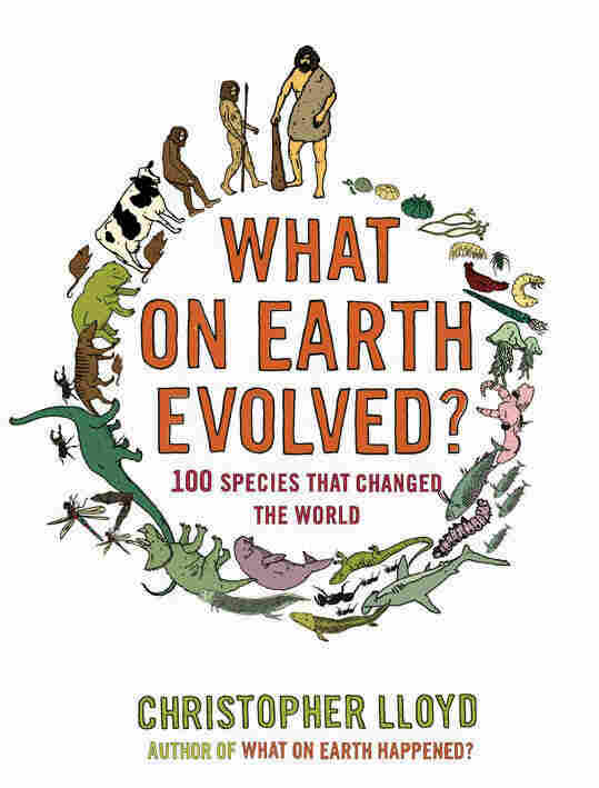 Cover of 'What On Earth Evolved?'