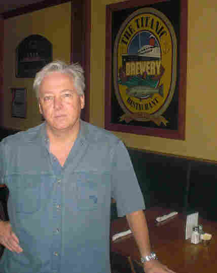 Kevin Rusk, owner and founder of the Titantic Brewery and Restaurant in Coral Gables, Fla.