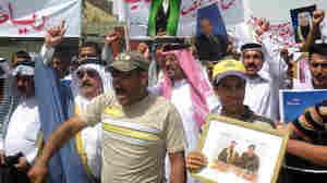 Iraqis in Baqouba protest arrest of Sahwa member in May