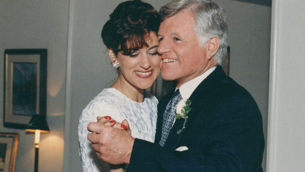 remembering ted kennedy family man npr