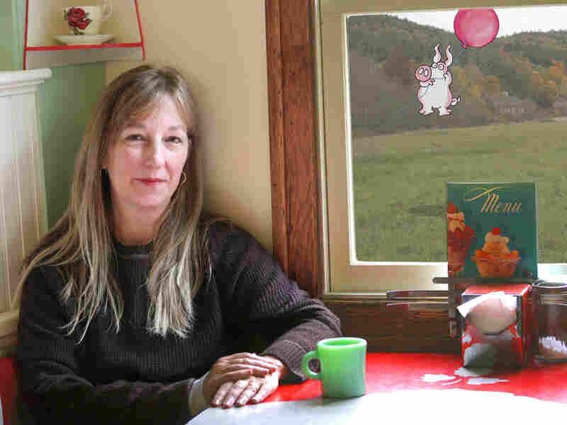 Children's book author and songwriter Sandra Boynton.