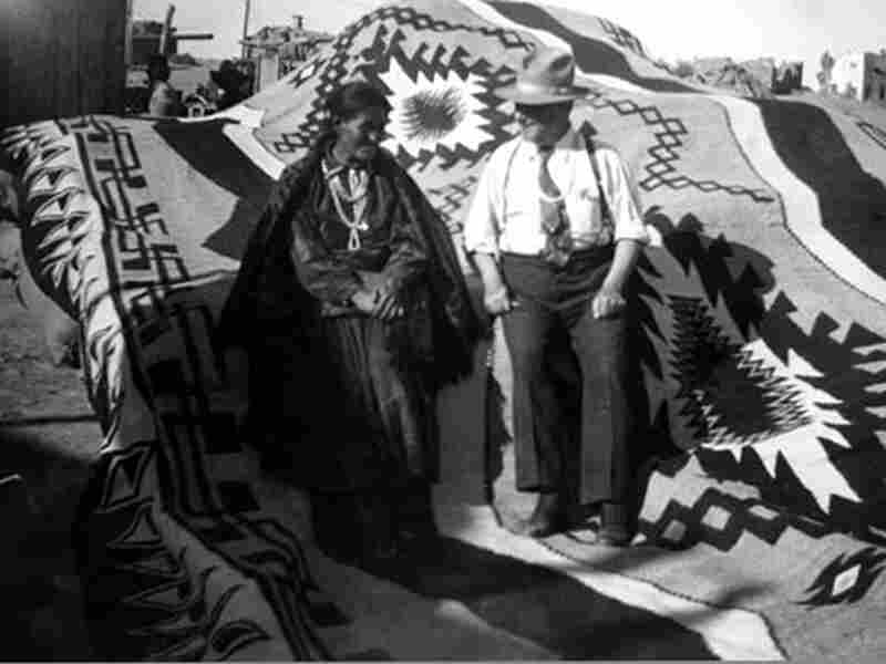 Hubbell with giant rug