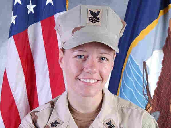Petty Officer 1st Class Jennifer Valdivia
