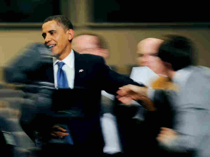 President Obama in Copenhagen