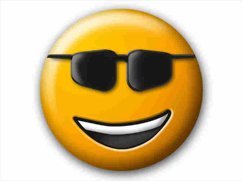 Happy face emoticon. iStockphoto.com