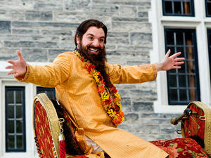 PND: Mike Myers in 'The Love Guru'
