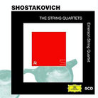 Cover for Shostakovich: The String Quartets [Box Set]