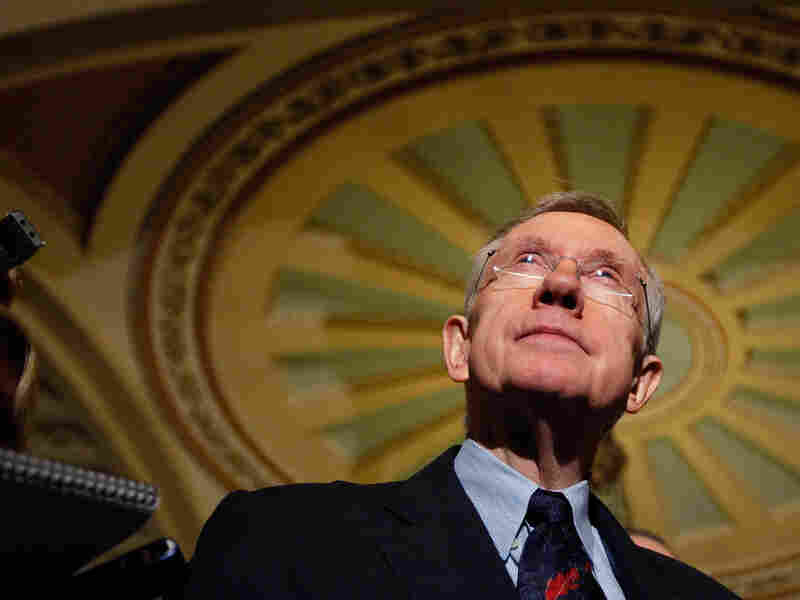 Sen. Majority Leader Harry Reid
