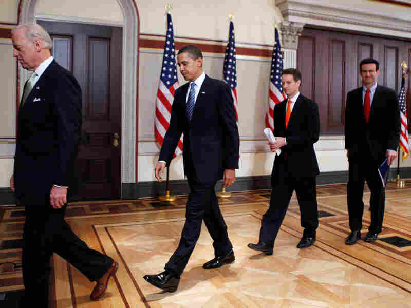 Biden, Obama, Orszag
