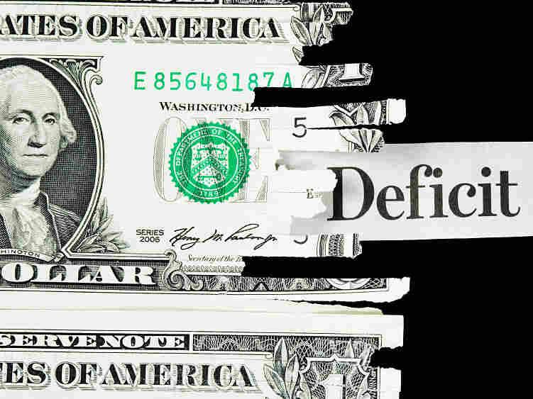 Shredded dollar