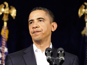 President Obama had not dedicated a lot of time to speaking publicly about homeland security.