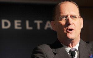 Delta Air Lines CEO Richard Anderson