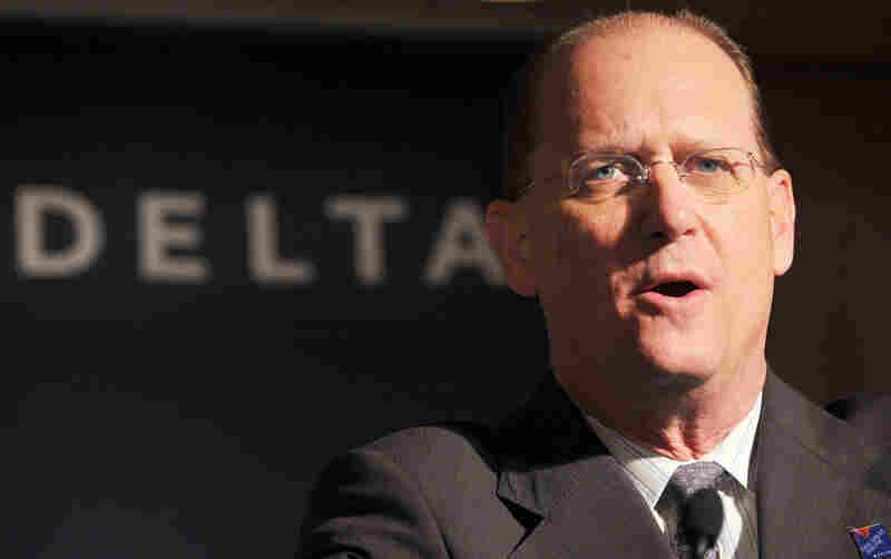Delta Air Lines CEO Richard Anderson