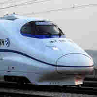 China Aims To Ride High-Speed Trains Into Future