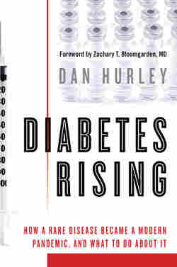 Cover of 'Diabetes Rising'