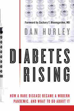 Cover of 'Diabetes Rising'
