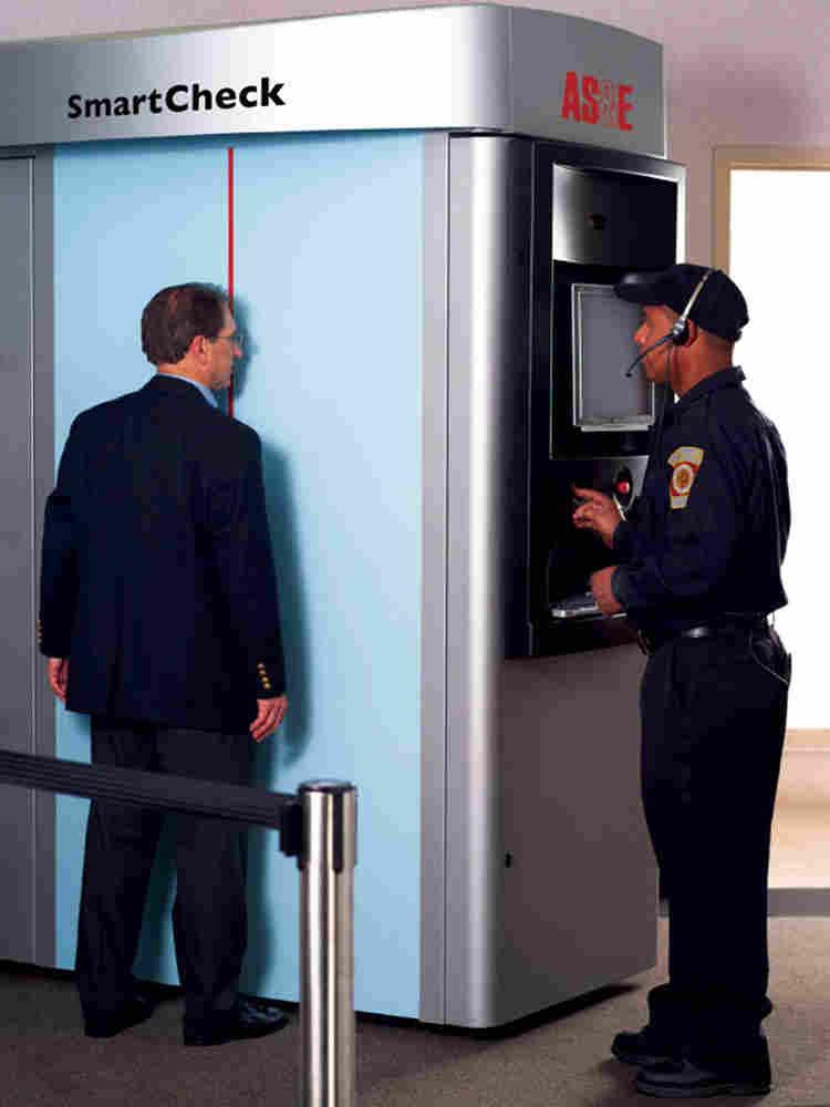 Body scan demonstration