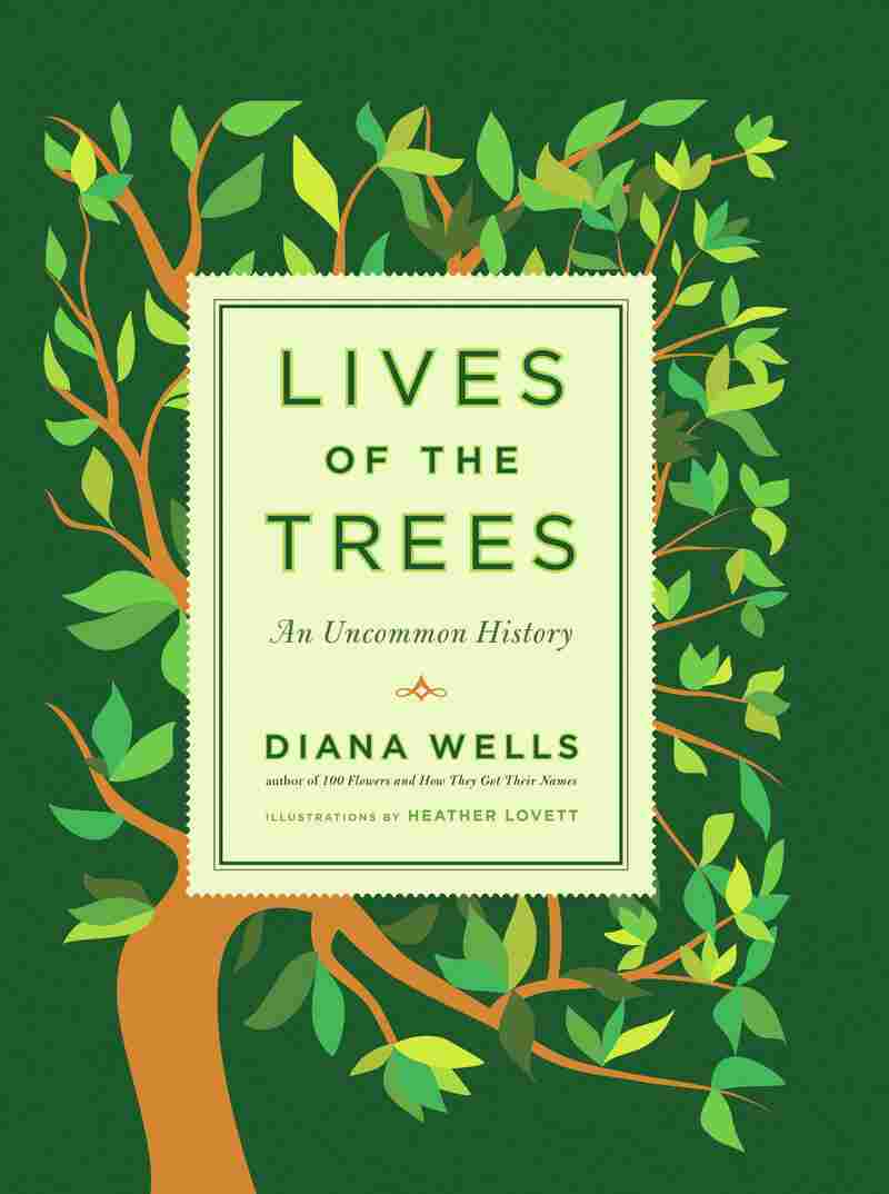 'Lives of the Trees' cover