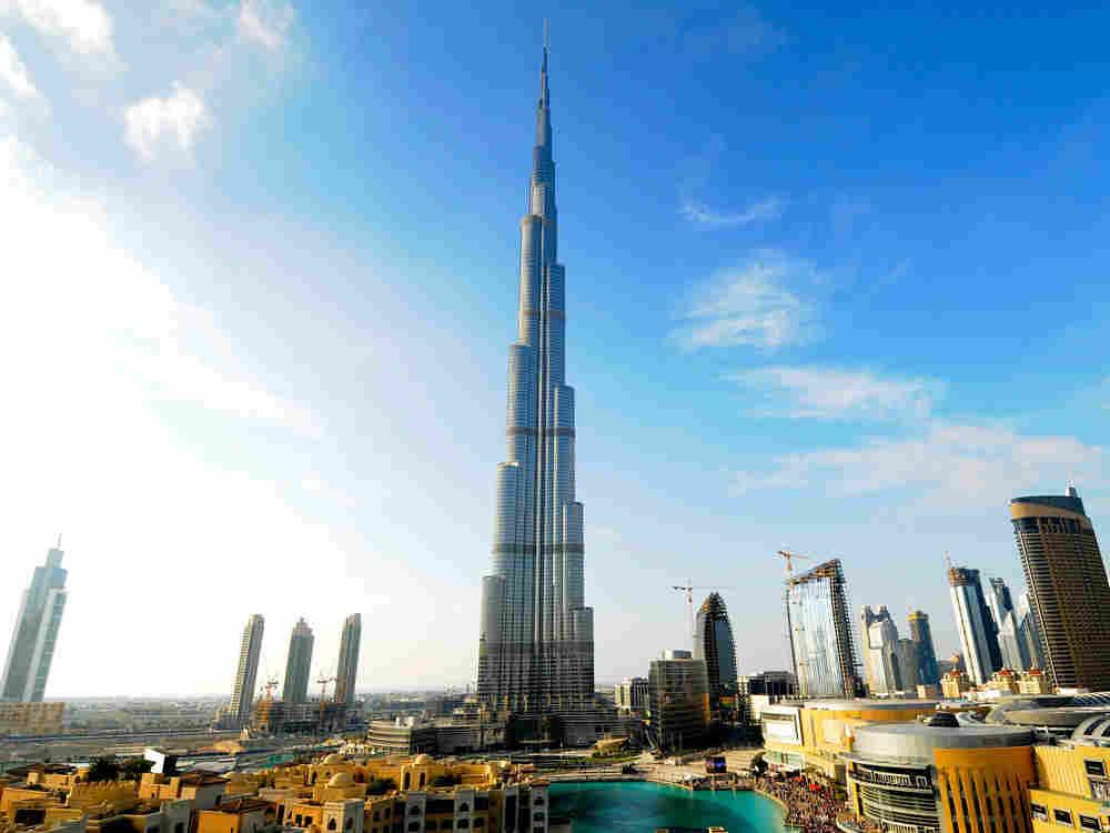 The Burg Dubai