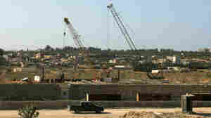 Gazans Fear New Barrier; Egyptians Hope For Relief