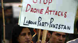 Stepped-Up Drone Strikes Test U.S.-Pakistan Ties