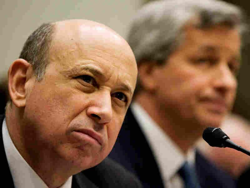 Goldman Sachs Chief Executive Officer Lloyd C. Blankfein