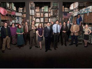"""The Office"" Cast"