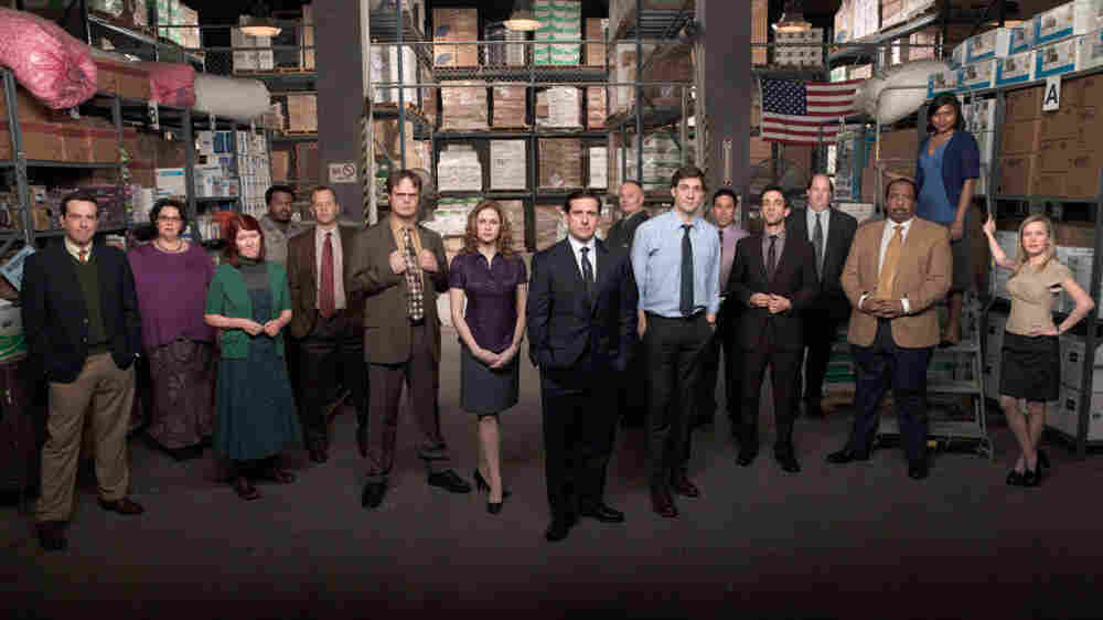 """""""The Office"""" Cast"""
