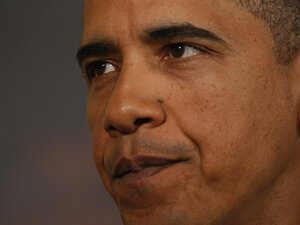 Obama speaks at the White House Jan. 7 about an alleged terrorist attempt to destroy an airliner.