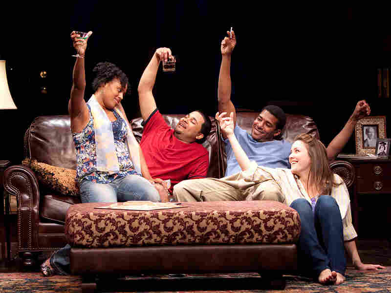 Nikkole Salter as Taylor, Jason Dirden as Kent, Billy Eugene Jones as Flip, Rosie Benton as Kimber