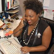 Tuwisha Rogers, an account supervisor for Images USA