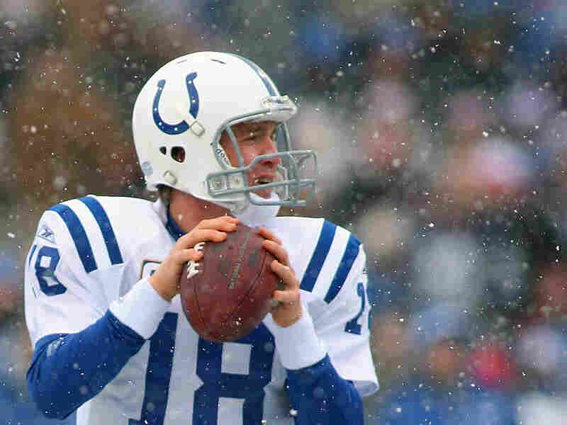 Indianapolis Colts quarterback Peyton Manning is a valuable asset both on and off the field.
