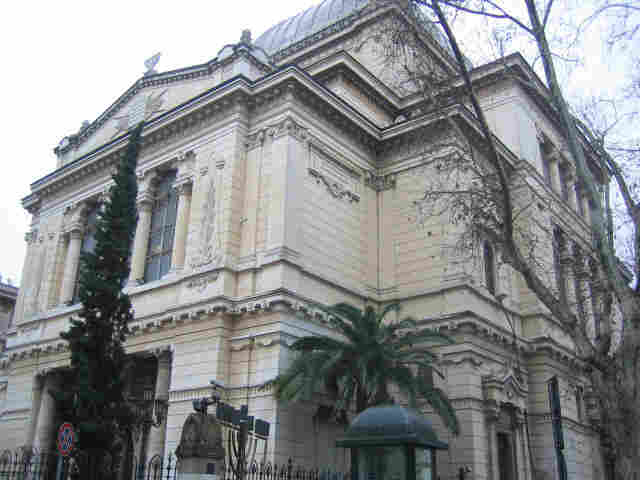 The Great Synagogue of Rome