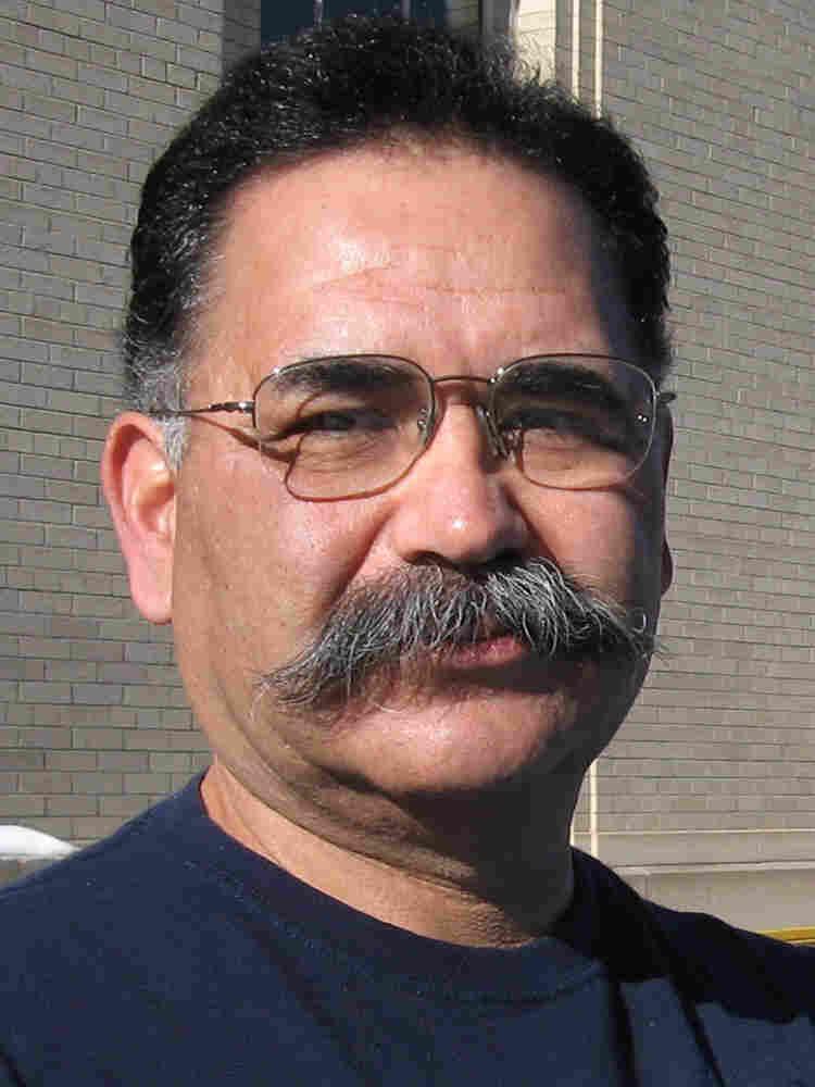 Voter Jim Esquibel