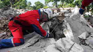 Devastation Lies Beyond Haiti's Capital