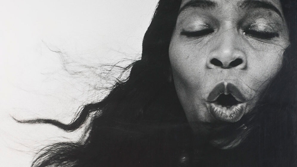 Avedon And Marian Anderson At Smithsonian