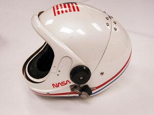 Space shuttle bailout helmet.