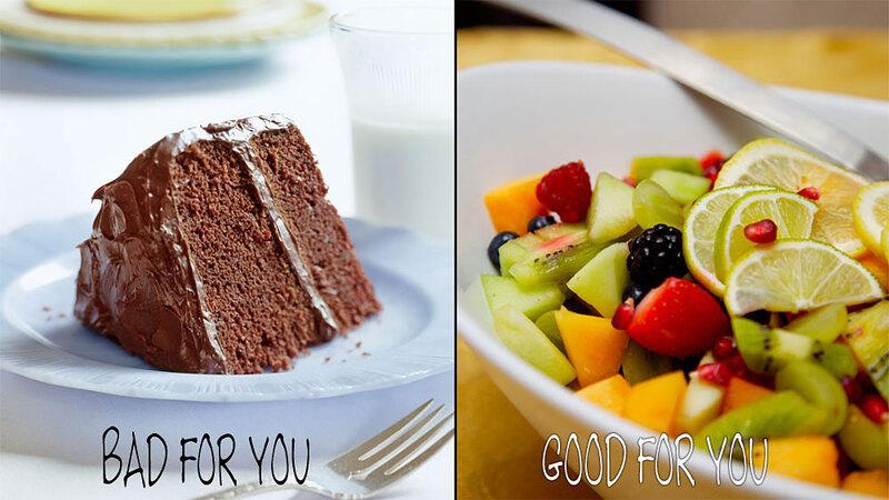 Baba Shiv Fruit And Cake